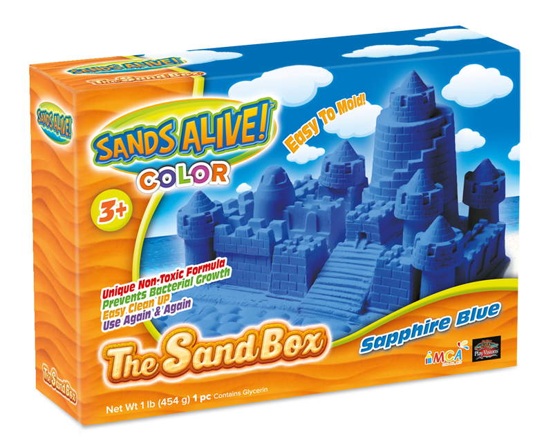 sands alive toy
